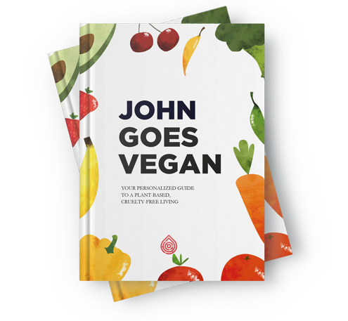 Go Vegan Book Cover