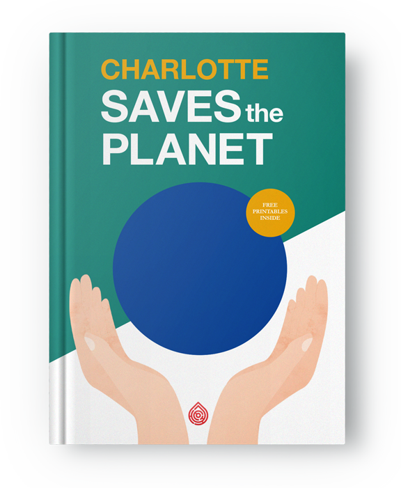 Cover for Save the Planet